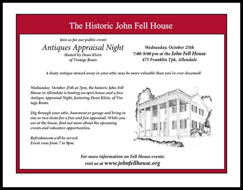 2017 Oct 25 Antique appraisal night -001