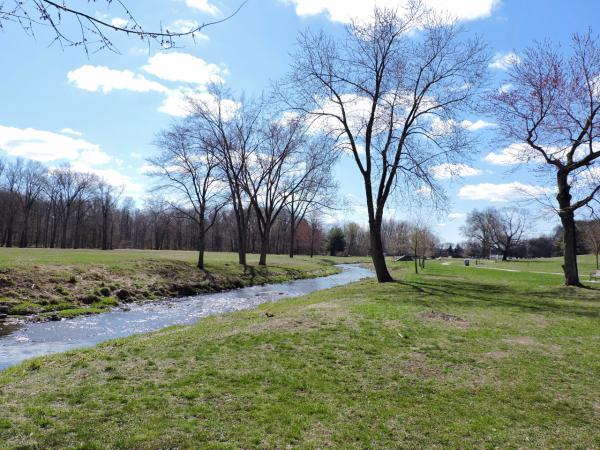 J Wright Goffle Brook Park scenic