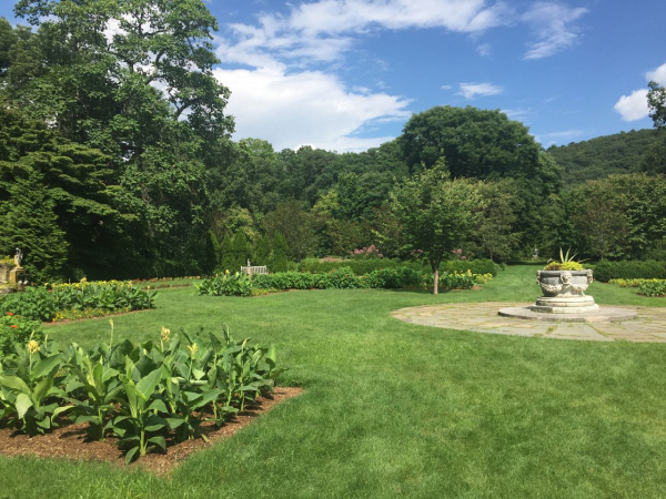 Went to visit the terrific NJ Botanical Garden and nearby attractions with my friend Skeets this week.
