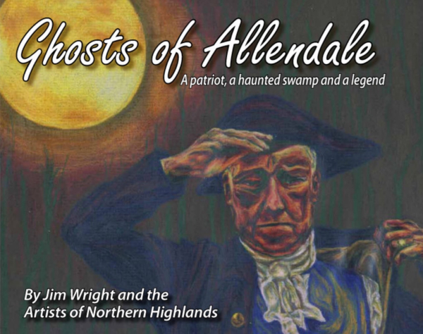 Ghosts of Allendale cover