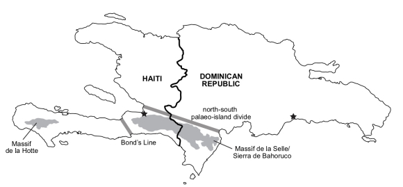 Hispaniola_map