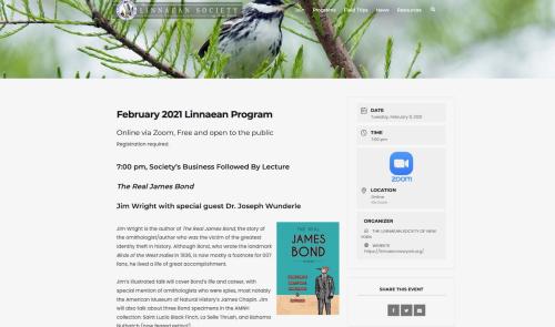 Linnaean talk 020921