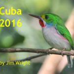 Cuba 2016 Cover