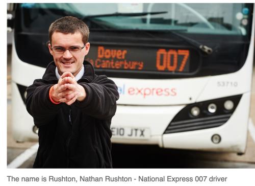 007 bus line